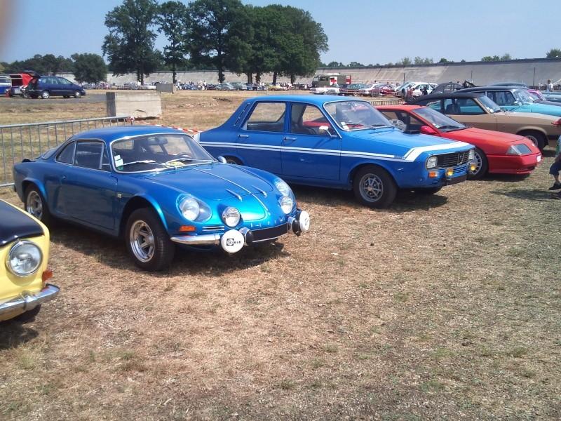 Autodrome Héritage Festival 2011 à Monthléry (91) 6210
