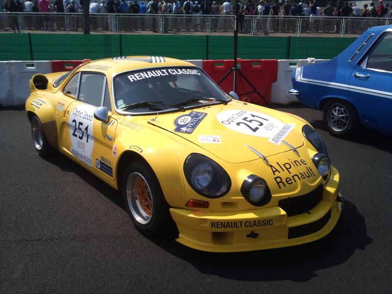 Autodrome Héritage Festival 2011 à Monthléry (91) 6310