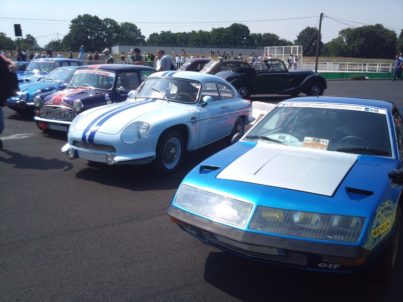 Autodrome Héritage Festival 2011 à Monthléry (91) 6710