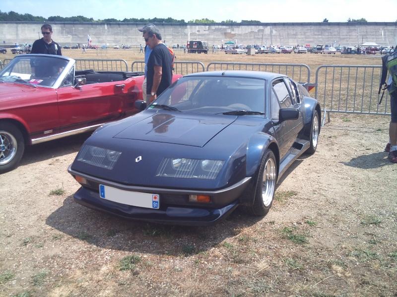 Autodrome Héritage Festival 2011 à Monthléry (91) 7010