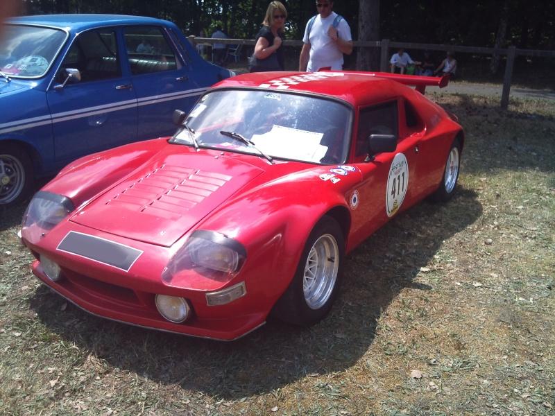 Autodrome Héritage Festival 2011 à Monthléry (91) 7710