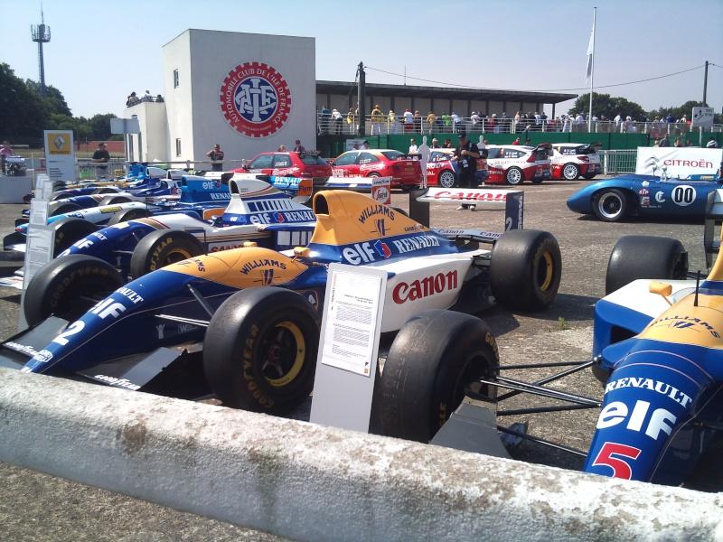 Autodrome Héritage Festival 2011 à Monthléry (91) 7910