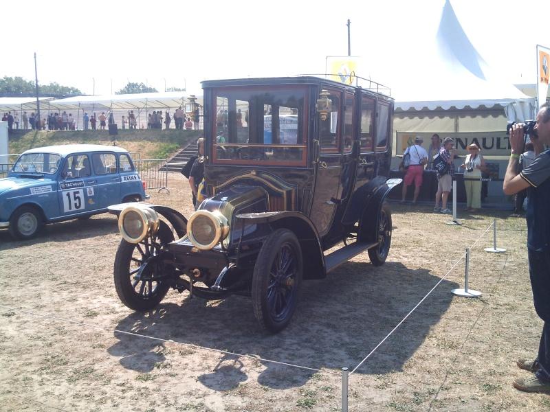Autodrome Héritage Festival 2011 à Monthléry (91) 810