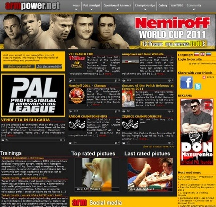 new look armpower website Armpow11