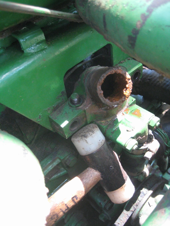 Cómo cambiar el termostato del motor: tutorial. Img_0110