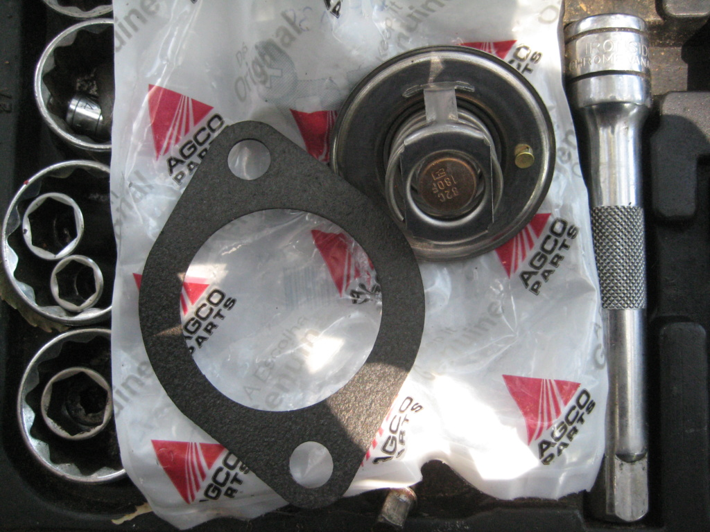 Cómo cambiar el termostato del motor: tutorial. Img_0112