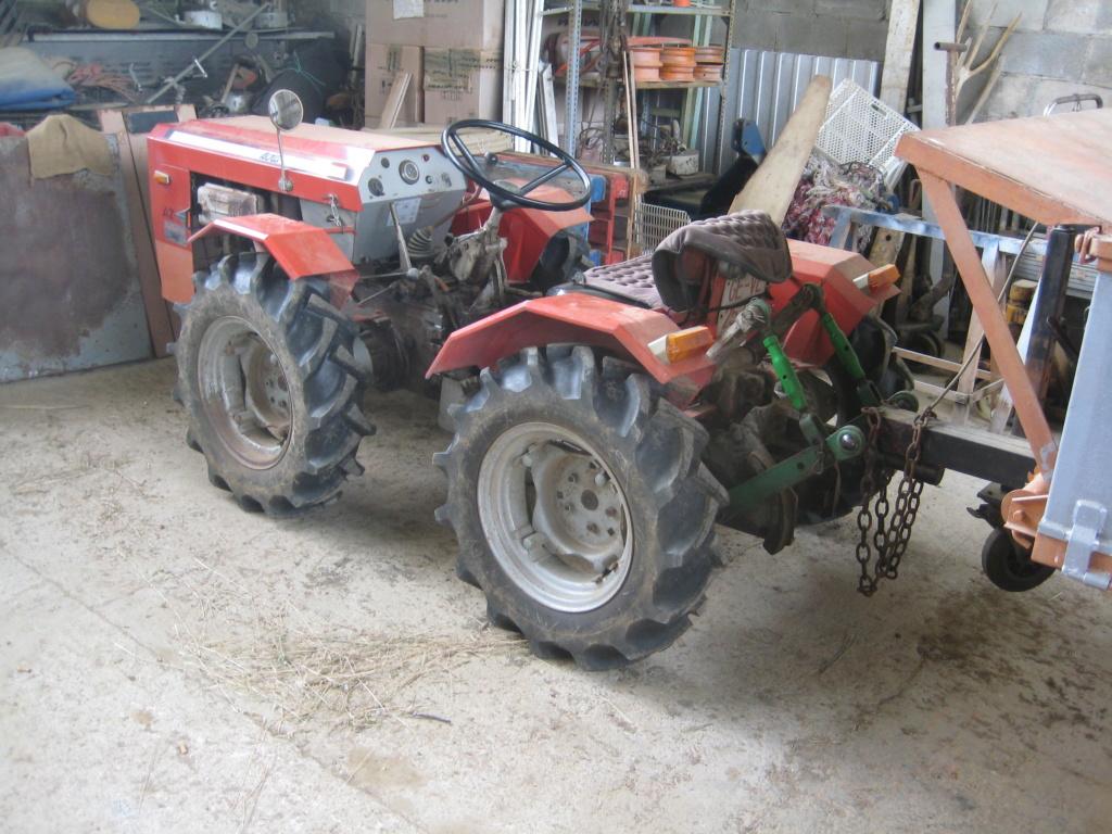 Avia AZ 9: pequeño tractor 4X4. Img_8911