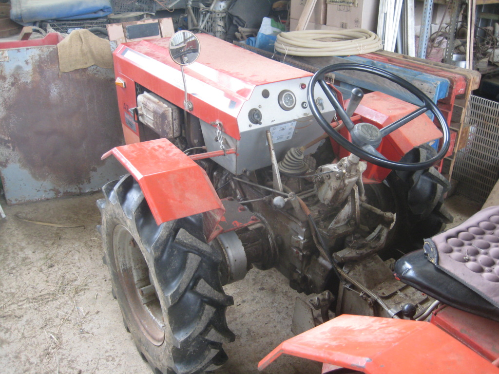 Avia AZ 9: pequeño tractor 4X4. Img_8912
