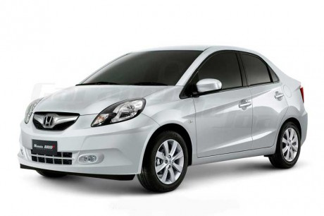 Honda Brio sedan to be launched in 2013 Honda_10