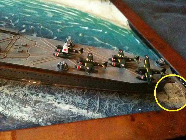 Le MOGAMI Croiseur par Denis au 1/700 - Tamiya Img00810