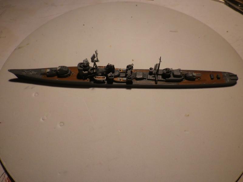 Destroyer IJN HATSUZUKI par marmeus au 1/700 - Aoshima  - Page 2 Imgp0516
