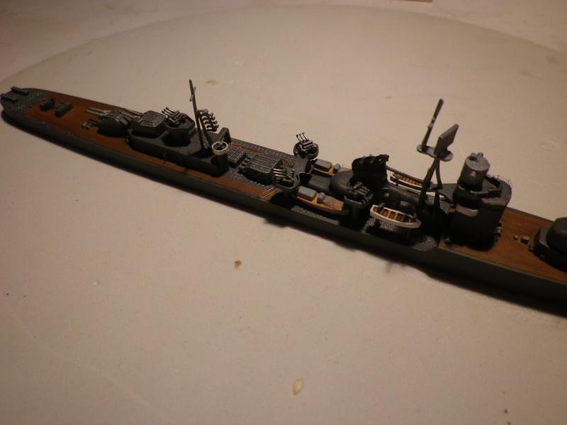 Destroyer IJN HATSUZUKI par marmeus au 1/700 - Aoshima  - Page 2 Imgp0518