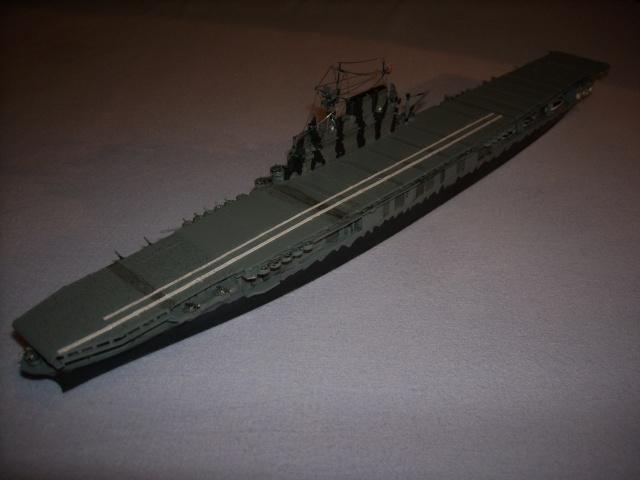 le USS hornet C-V8  Spa51911