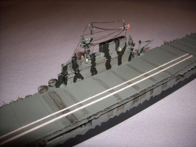 le USS hornet C-V8  Spa51912