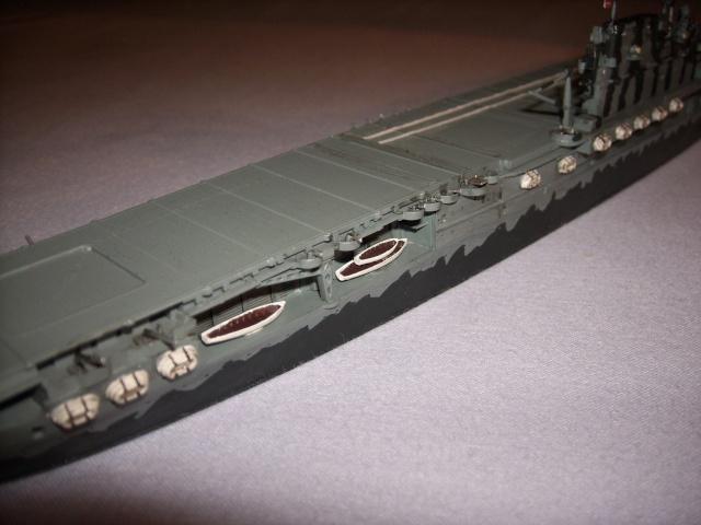 le USS hornet C-V8  Spa51914