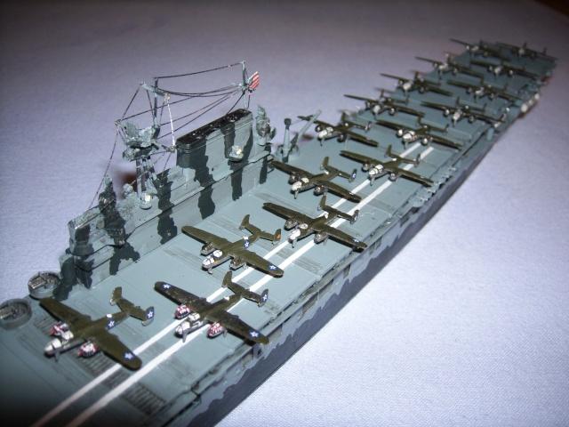 le USS hornet C-V8  Spa51915