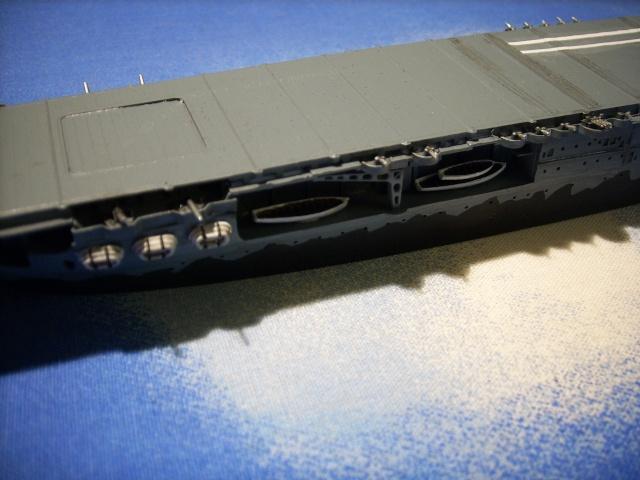 le USS hornet C-V8  Spa51924