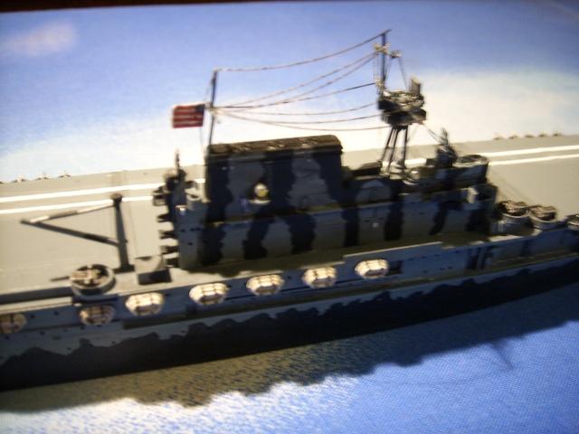 le USS hornet C-V8  Spa51925