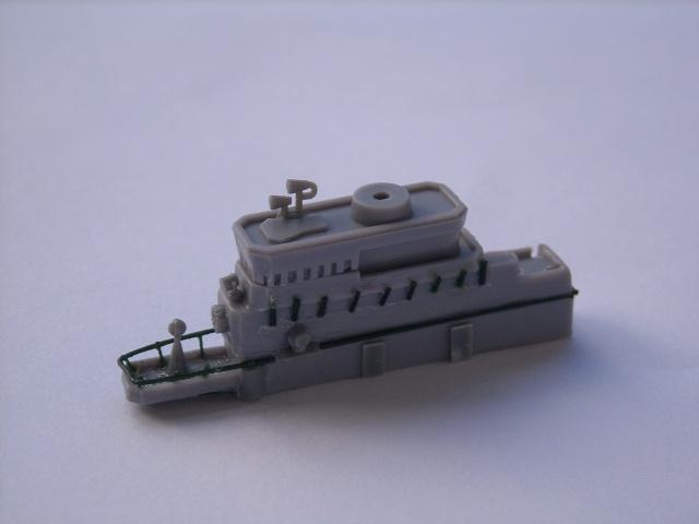 Porte-avions IJN Unryu 1/700 - Aoshima Spa51949