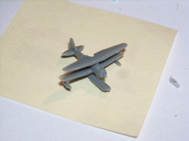 Porte-avions IJN Unryu 1/700 - Aoshima - Page 2 Spa51962
