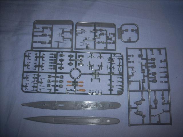 Destroyer IJN HATSUZUKI par marmeus au 1/700 - Aoshima  Spa52026