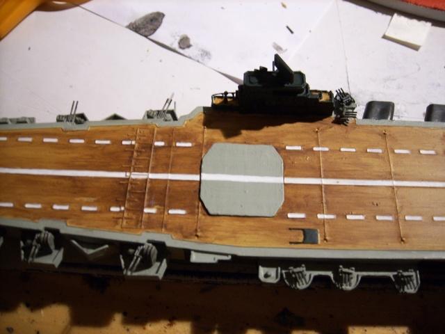Porte-avions IJN Unryu 1/700 - Aoshima - Page 4 Spa52034