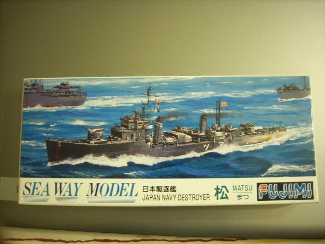 Destroyer IJN HATSUZUKI par marmeus au 1/700 - Aoshima  Spa52123