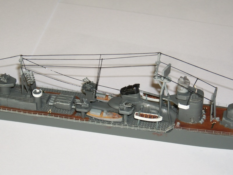 Destroyer IJN HATSUZUKI par marmeus au 1/700 - Aoshima  - Page 2 Spa52412