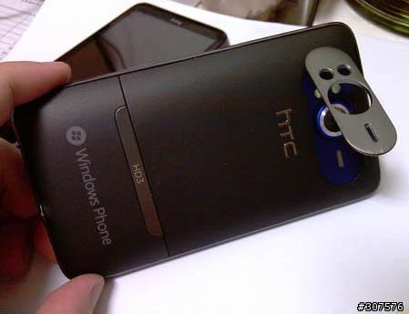 WP7 - HTC sous WP7, les modèles en Octobre Mobile12