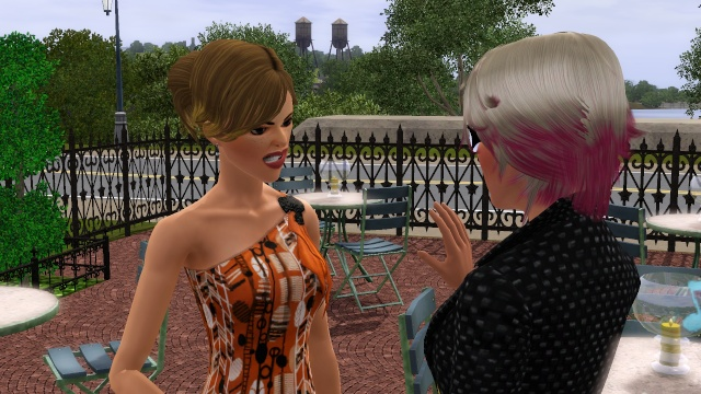 A vos plus belles grimaces mes chers Sims! - Page 3 Screen38