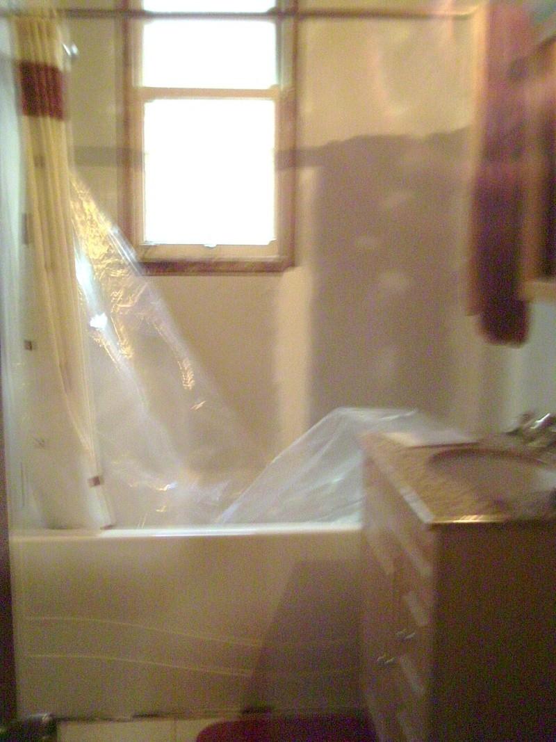 Travail dans la salle de bain de mon frère Pict0011