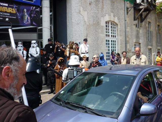 Génération Star Wars Cusset 2011 P1020010