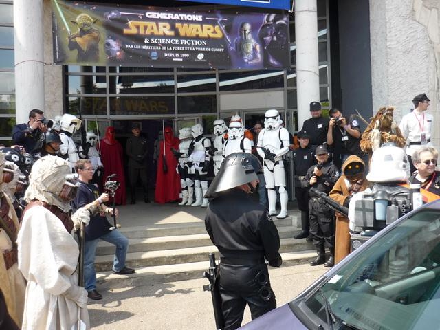 Génération Star Wars Cusset 2011 P1020011