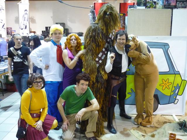 Génération Star Wars Cusset 2011 P1020016