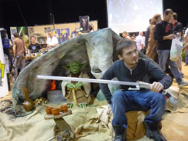 Génération Star Wars Cusset 2011 P1020023