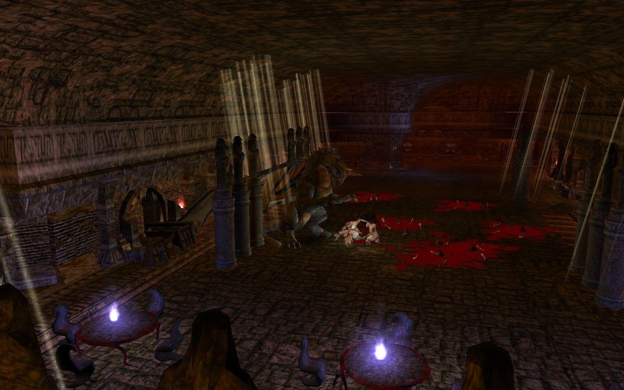 The Day A Dragon Came Through the Gate of Tesh.... Alexda10