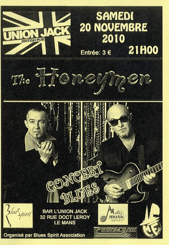 The Honeymen au Mans le 20 novembre File0010