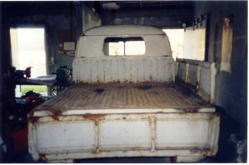 Crew cab 1962 Dove blue Combi111