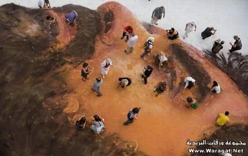 فن الرسم على الرمال 08_bmp10