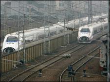 الصين تمد سكك حديد عبر إيران إلى العراق والمتوسط 10091210