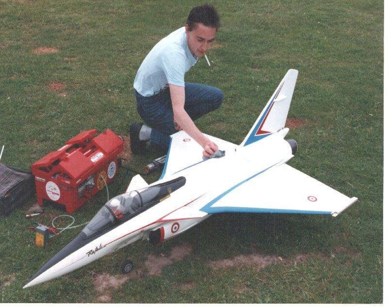 Mes maquettes volantes d'autrefois Hier_l11