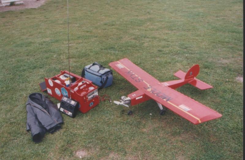 Mes maquettes volantes d'autrefois Tagazo10