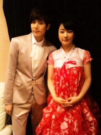 [MUSICAL] 08/04/2011 - KyuJong @ Goong Musical  - Page 2 Pixyi10
