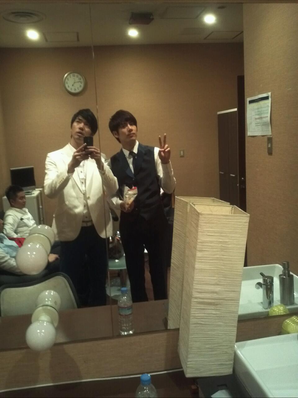 [MUSICAL] 08/04/2011 - KyuJong @ Goong Musical  - Page 2 T72snq11
