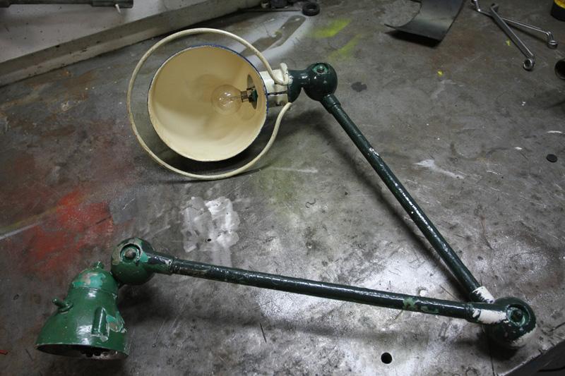 Restauration d'une lampe Jieldé 05_aou10