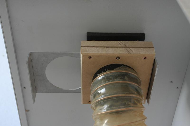 Obturateurs à guillotines pour aspirateur. 10_oct13