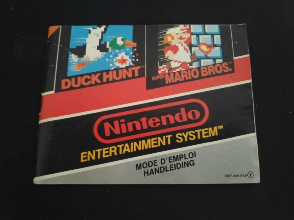 Echanges notices Nes vs Gamecube Duck_h12