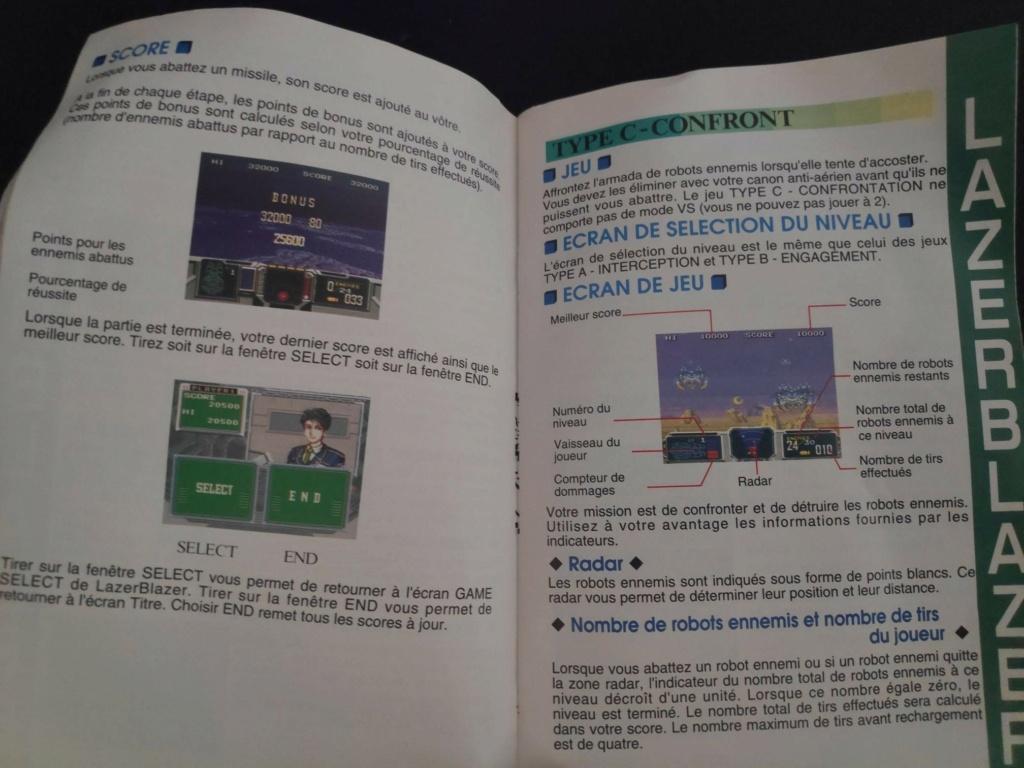 Echanges notices Nes vs Gamecube Scope210