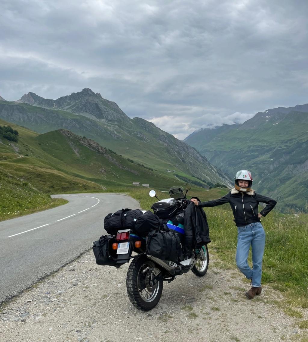 XTZ 750 de 1989 d'Umul : Route des Grandes Alpes Img_9014