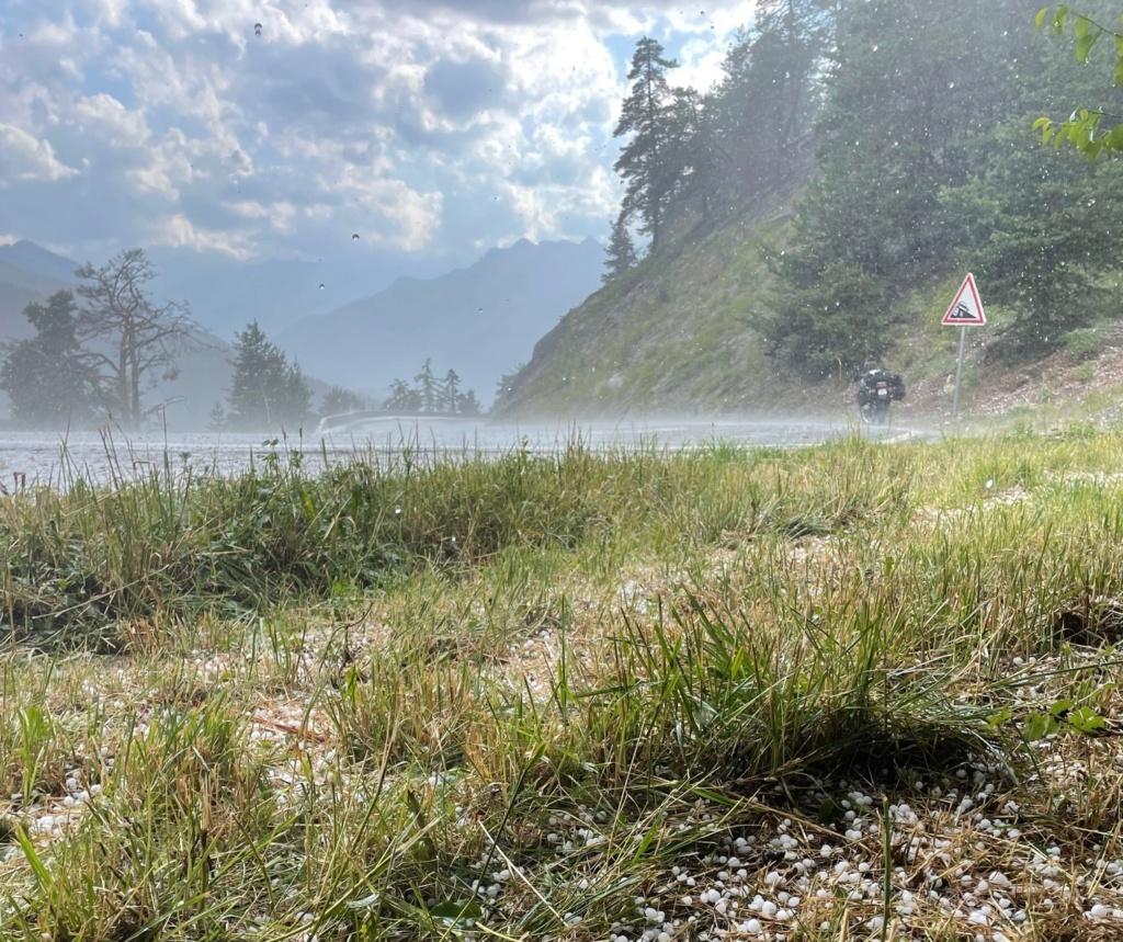 XTZ 750 de 1989 d'Umul : Route des Grandes Alpes Img_9132